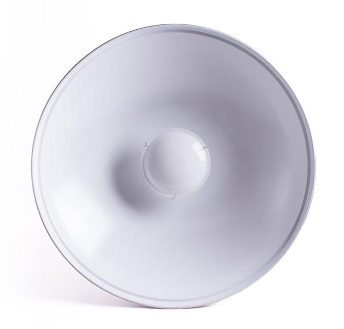 "LumoPro 22"" Multi-Mount Beauty Dish"