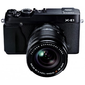 Fuji X-E1: Hipster of the mirrorless world?