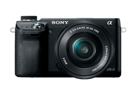 Sony NEX-6 (lens not included)