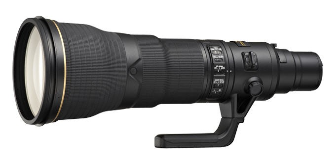 This lens means business.