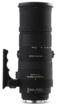 Sigma 150-500mm F5-6.3