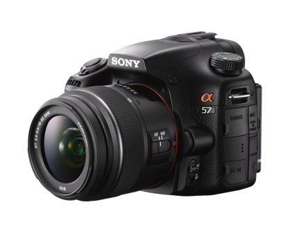 Sony a57 (lens not included)