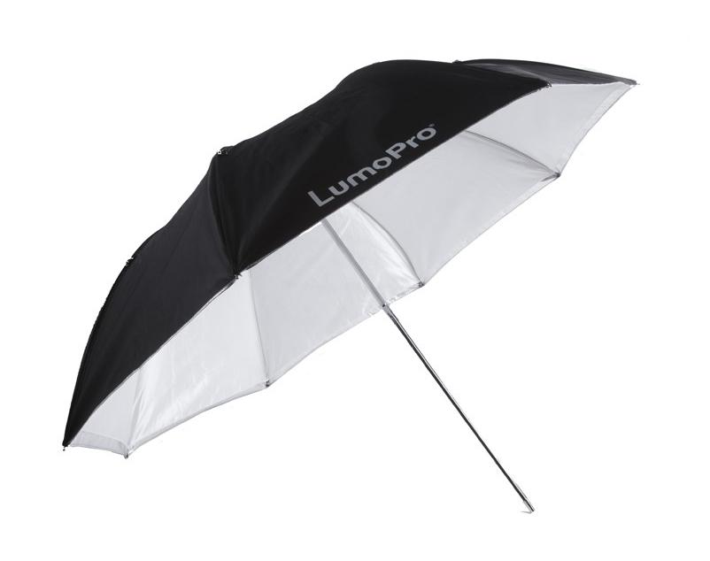 """LumoPro LP735 43"""" 3-in-1 Umbrella"""