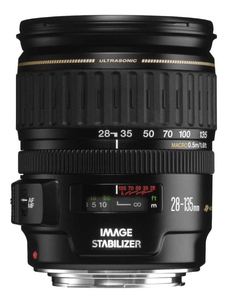 Canon EF 28-135mm F3.5-5.6