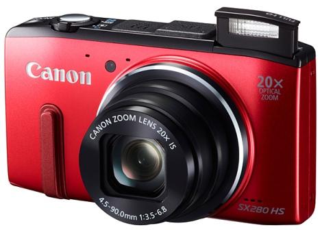 Canon SX280