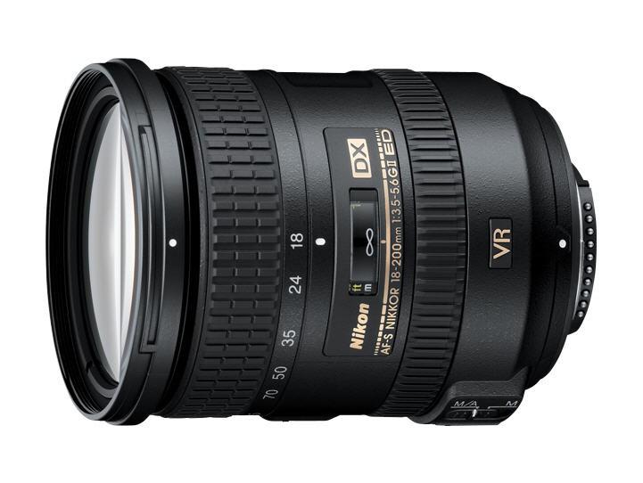 Nikon AF-S NIKKOR 18-200 F3.5-5.6