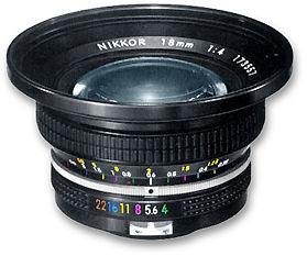 Nikon 18mm F4 AI