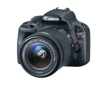 Canon Rebel SL1 18-55 STM Kit