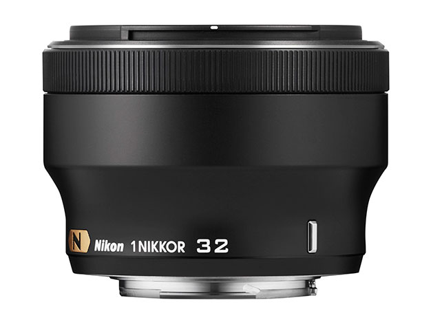 nikon 1 32mm