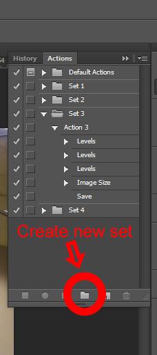 create new set