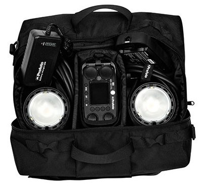 The Profoto B2 Location Kit.