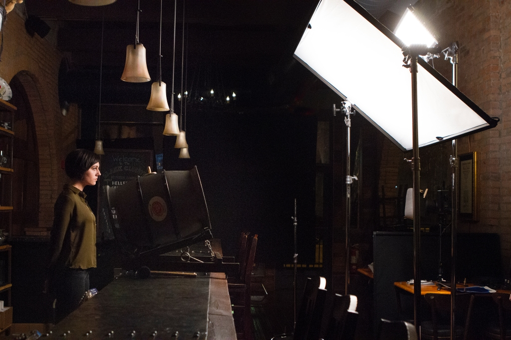 Using the Scrim Jim Cine allows filmmakers to create larger light sources without the large cost.