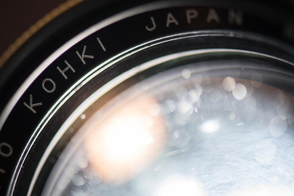Komura 135mm f-2.8-4