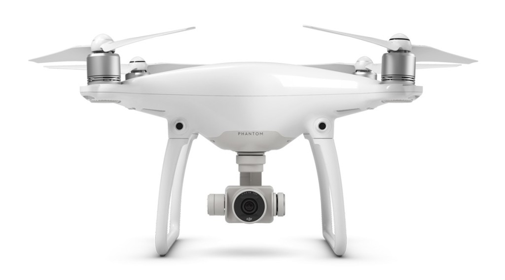 The DJI Phantom 4