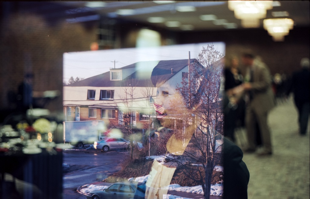 Accidental double exposure with Leica M3 with 50mm Summicron f/2
