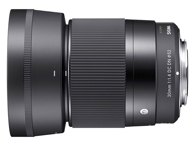 The new Sigma 30mm f/1.4 DC DN Contemporary lens is setting the standard for image wquality, speed, and price for mirrorless camera lenses.