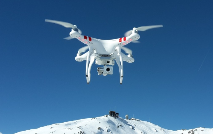 The DJI Phantom