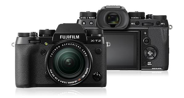 Fujiflm X-T2 X-Series Camera
