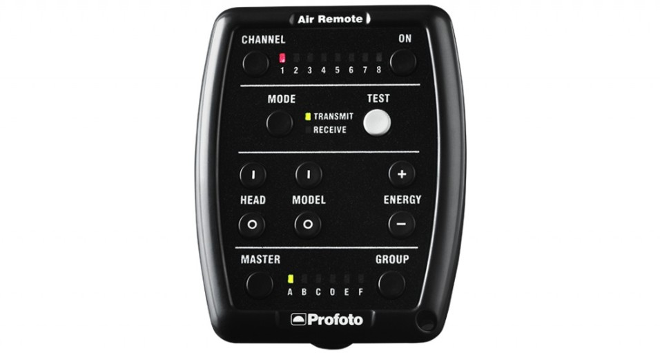 The Profoto Air Remote