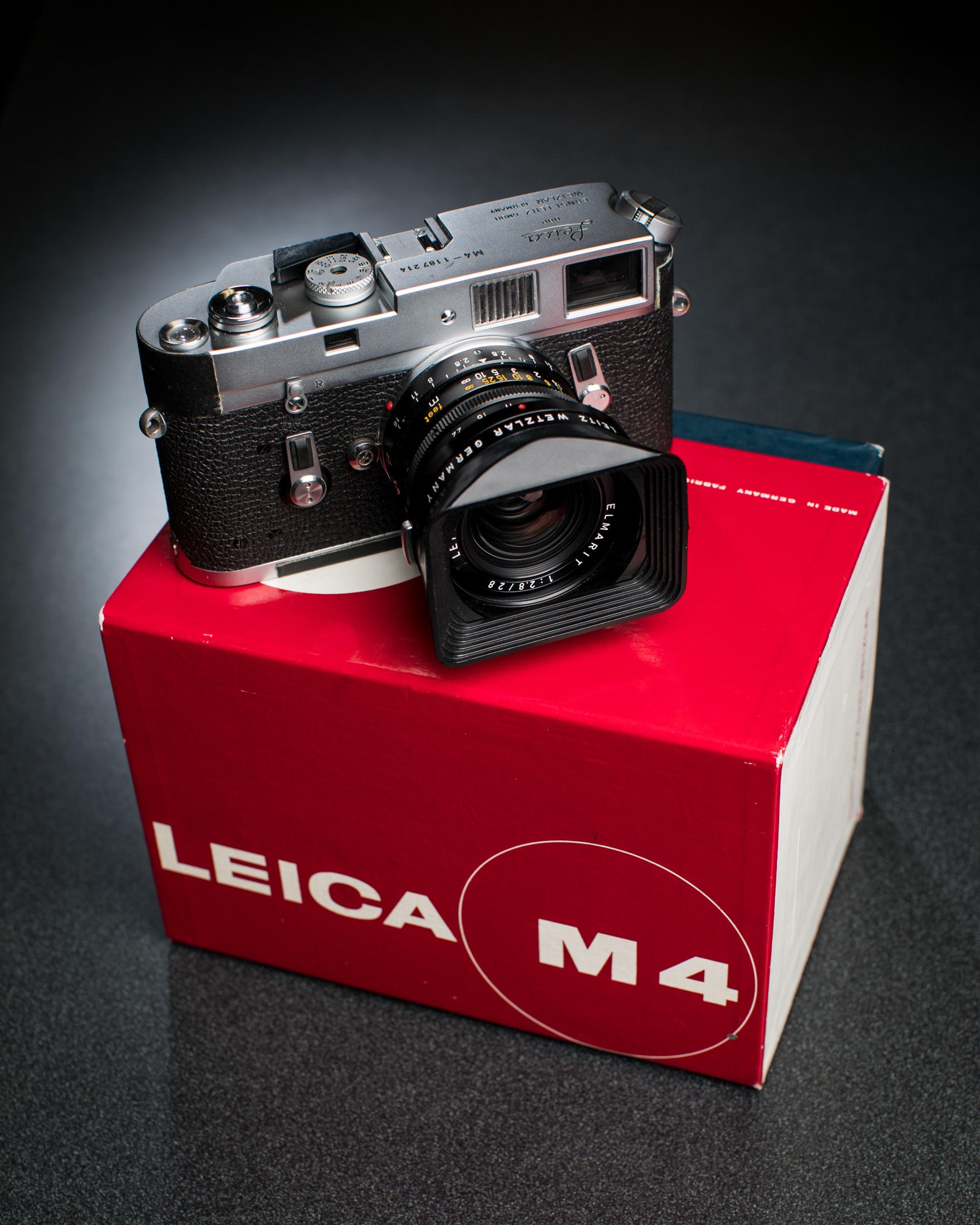 This Holiday Get the Leica Rangefinder You've Always Wanted