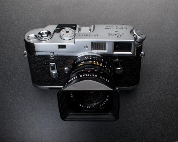 The Leica M4