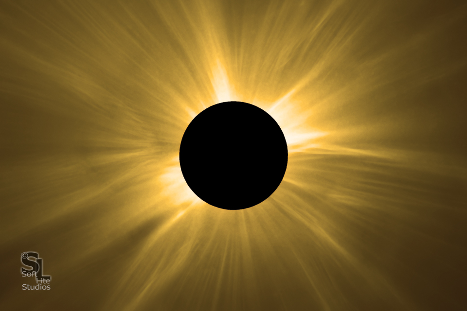 BP-RAM-0819201701-I002 - Solar Eclipse Spectral Aura