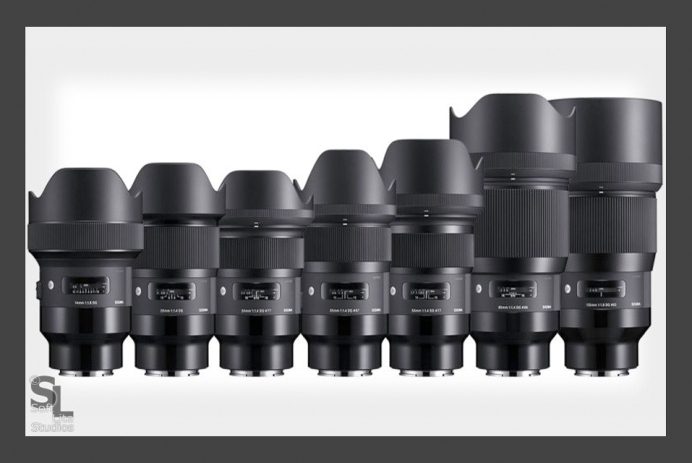 BP-RAM-0307201801-I001 - Sigma Art Series E-Mount Lineup