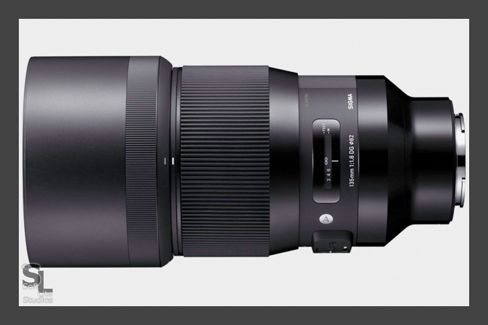 BP-RAM-0307201801-I008 - Sigma Art 135mm f/1.8 for Sony E-mount